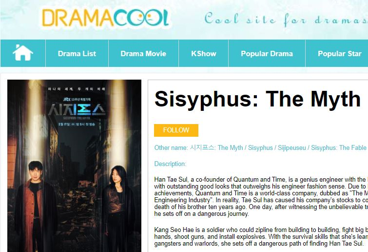 Watch Sisyphus The Myth Free