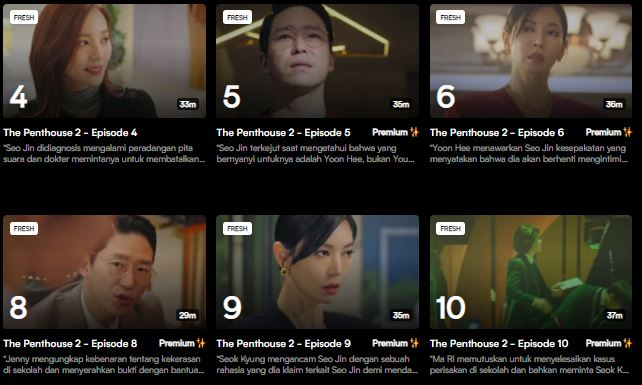 The Penthouse 2 Episode 9 10